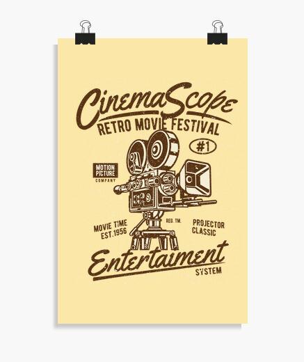 Poster ambito cinematografico