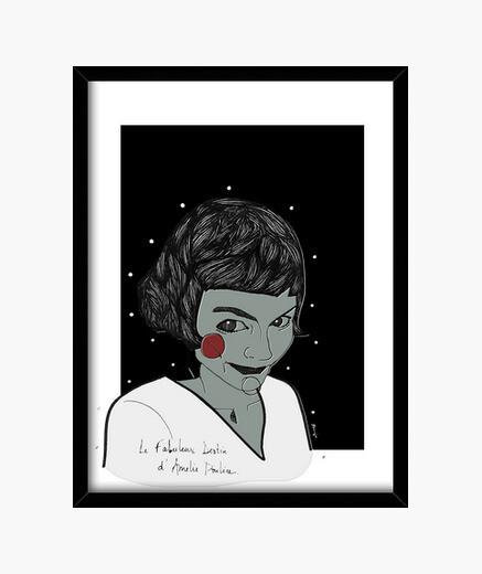 Cuadro Amelie #2 L