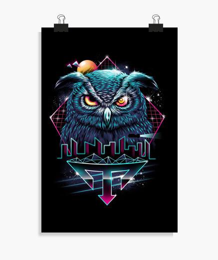 Poster animod notturno