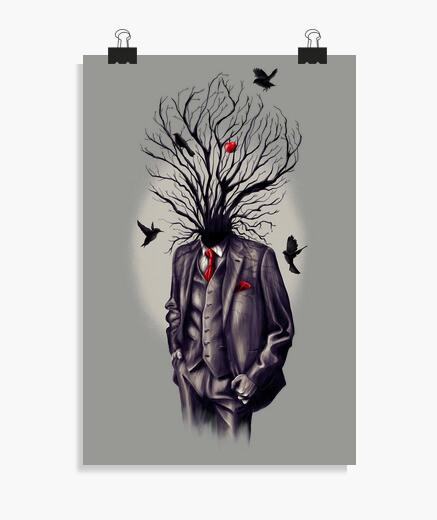 Poster arbre d39Adam