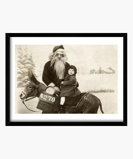 Cuadro Bad Santa