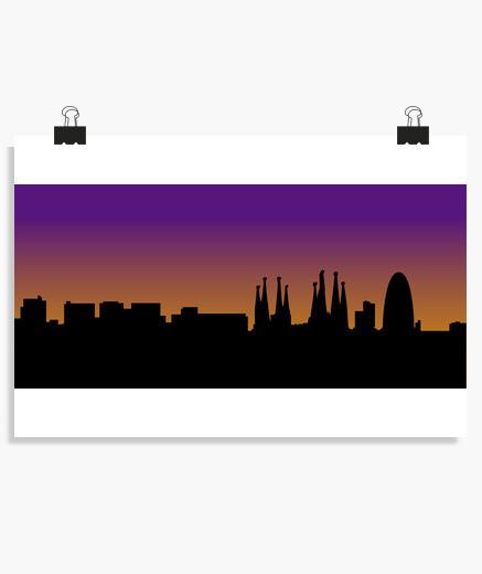 Póster Barcelona