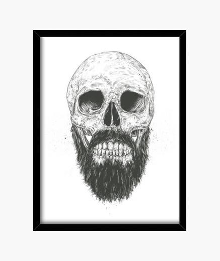 Cuadro Beard is not dead