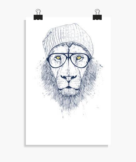 Poster bel leonee