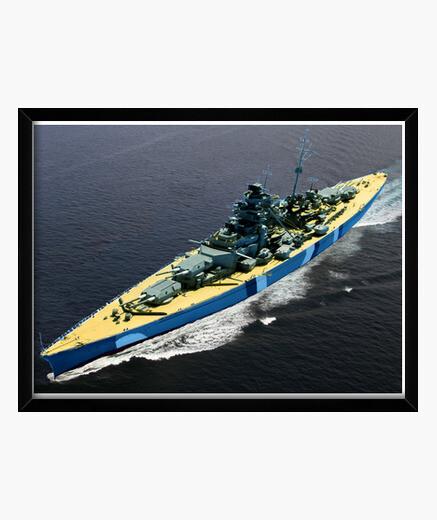 Bismarck Sailing Cuadro
