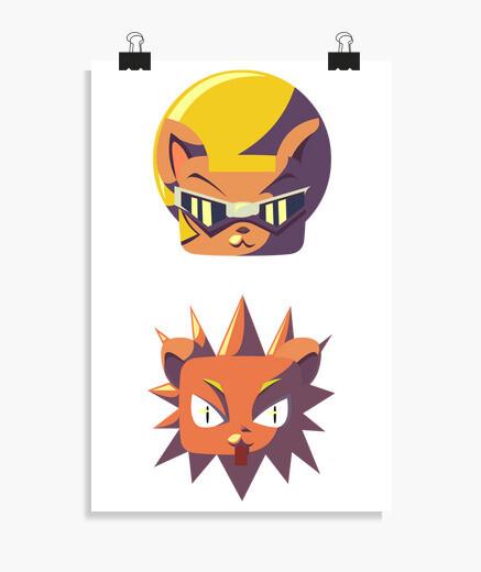 Poster bobocat