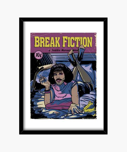 Cuadro Break Fiction