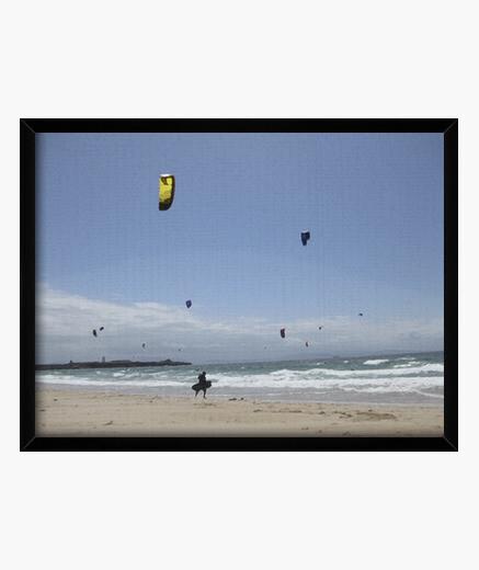 Cadiz kitesurf cuadro