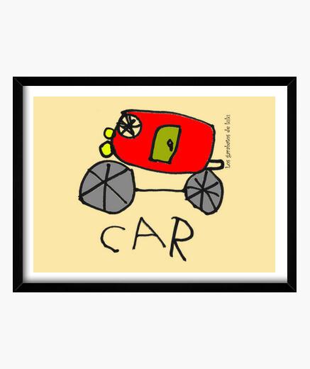 Cuadro car