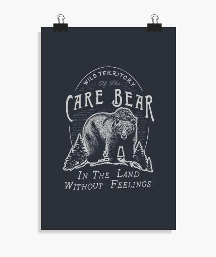 Póster Care Bear