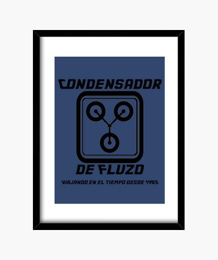 Cuadro condensador de fluzo 1