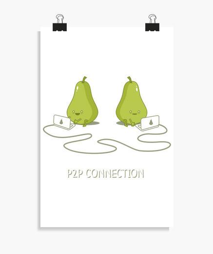 Poster connexion p2p