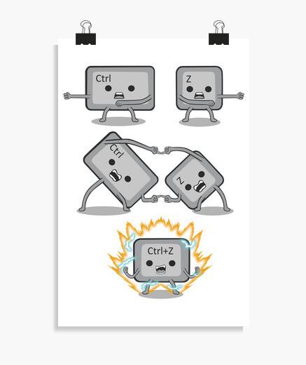 Poster contrôle z fusion