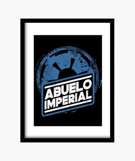 Cuadro Abuelo Imperial SW