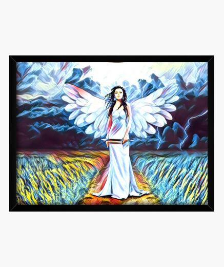 Cuadro angel