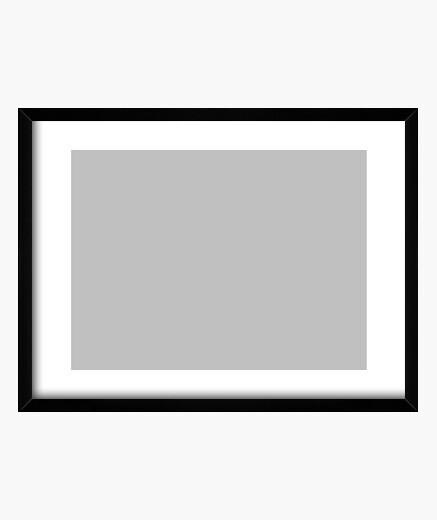 Cuadro con marco horizontal 4:3 (40 x 30 cm) - nº 1654283 - Cuadros ...