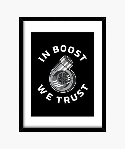 Cuadro en boost confiamos en jdm tuning turbo
