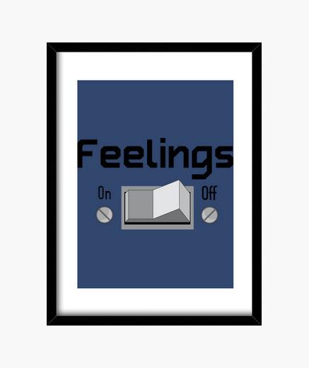 Cuadro Feelings