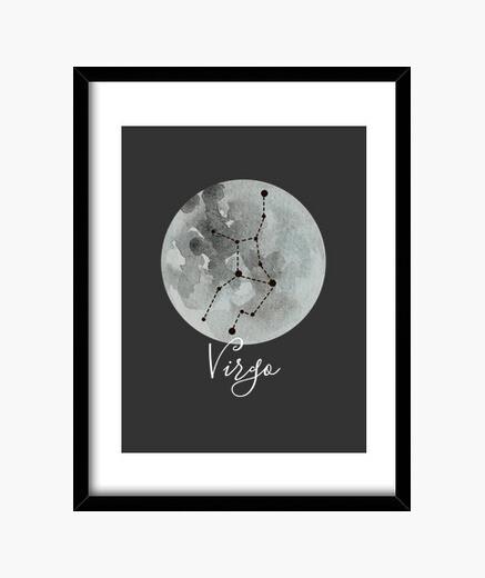 Cuadro horóscopo Virgo