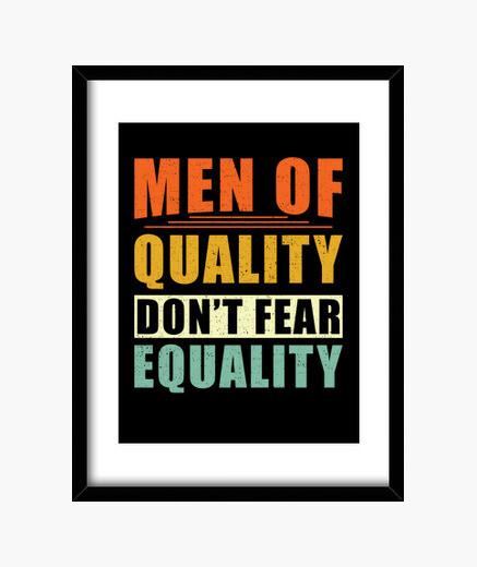 Cuadro igualdad mujer hombre