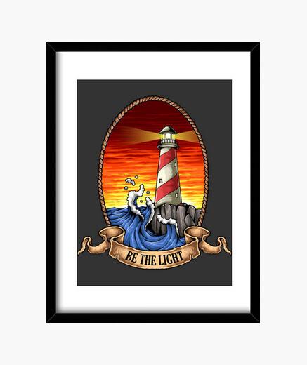 Cuadro Lighthouse