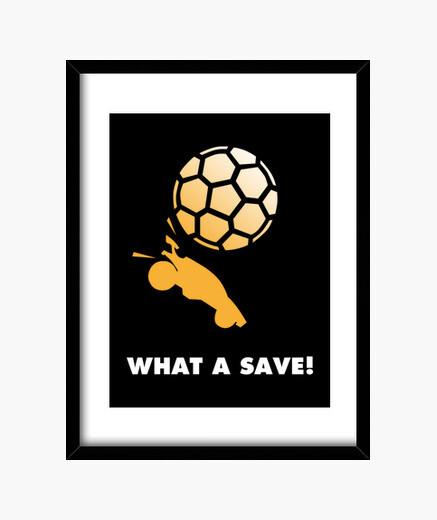 Cuadro que ahorrar