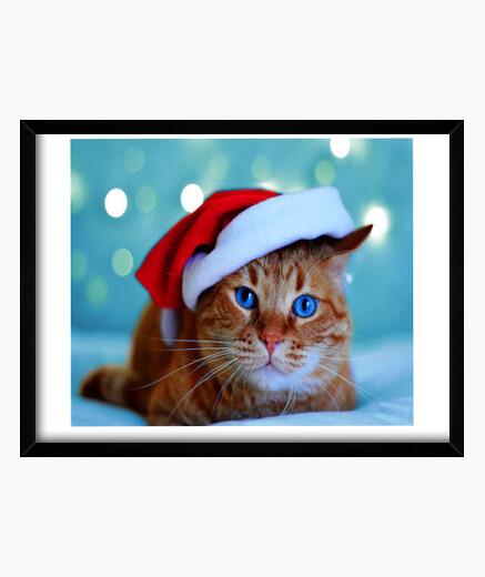 Cuadro Santa Cat
