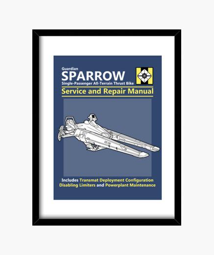 Cuadro Sparrow Service and Repair Manual