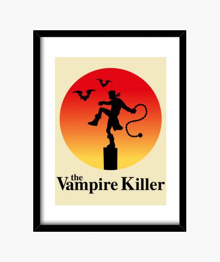 Cuadro The Vampire Killer