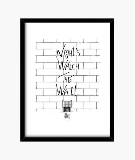 Cuadro The Wall