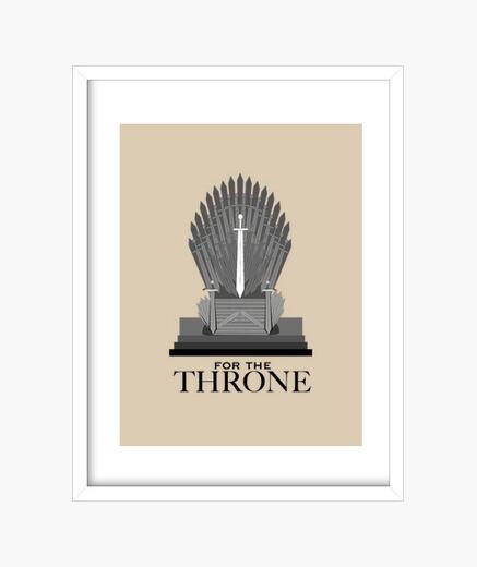 Cuadro Throne