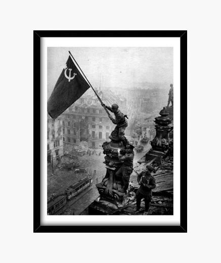 Cuadro Victoria sobre el nazismo.