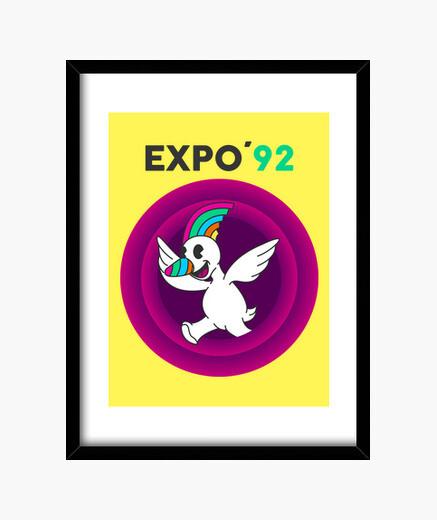 Cuadro Curro Expo