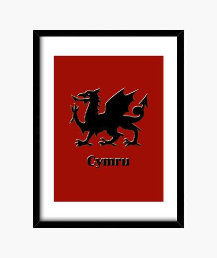 Cuadro Cymru Wales