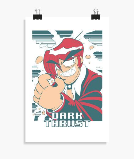 Póster Dark Thrust