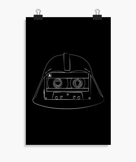 Poster Darth Cassetter