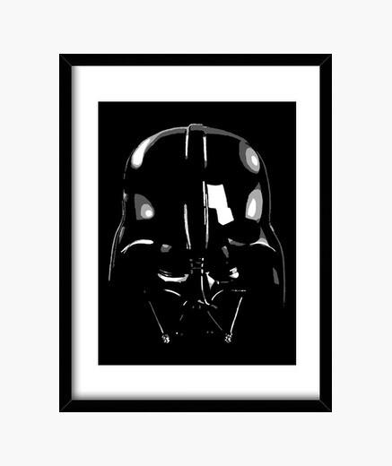 Cuadro Darth Vader