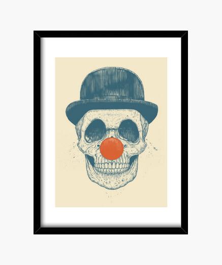 Cuadro Dead clown