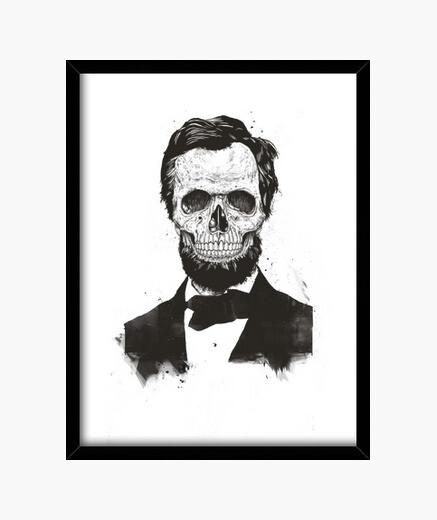 Cuadro Dead Lincoln