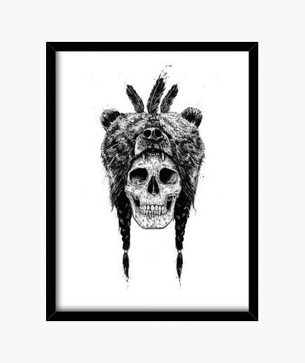 Cuadro Dead shaman