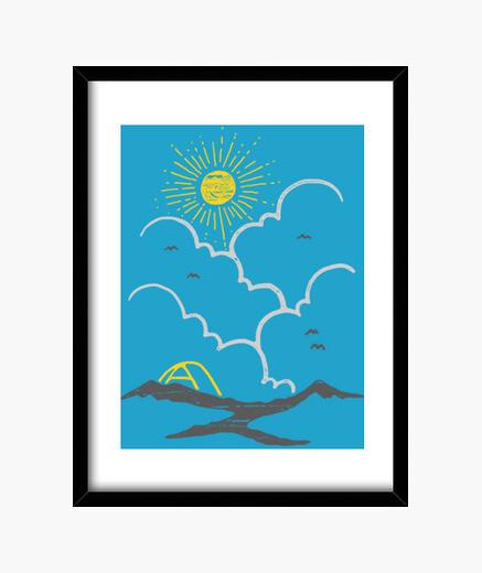Design no. 801576 framed print