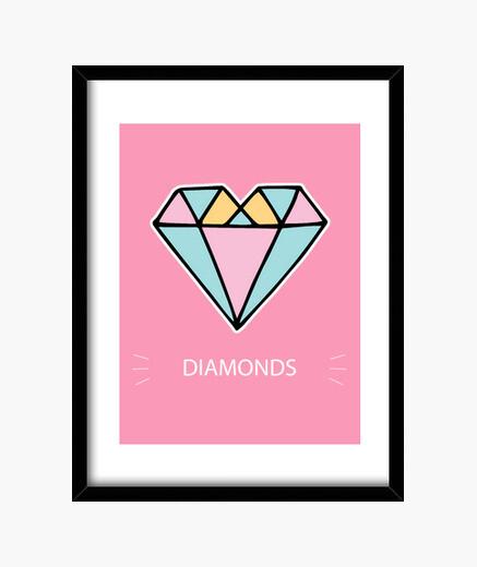 Cuadro Diamond