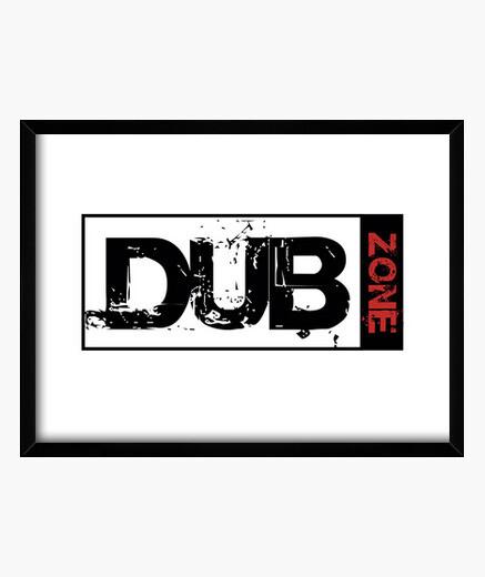 Cuadro Dub zone