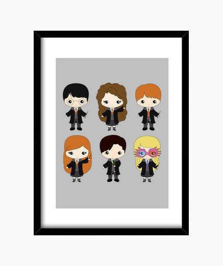 Cuadro Ejército de Dumbledore