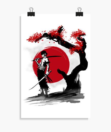 Poster épéiste pirate