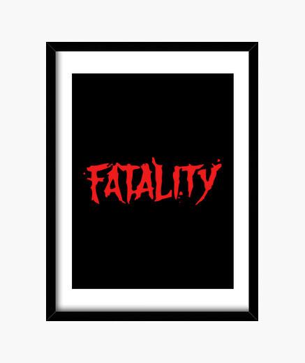 Cuadro fatalidad