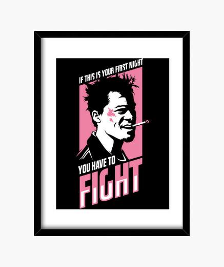 Cadre fight club: il faut se battre
