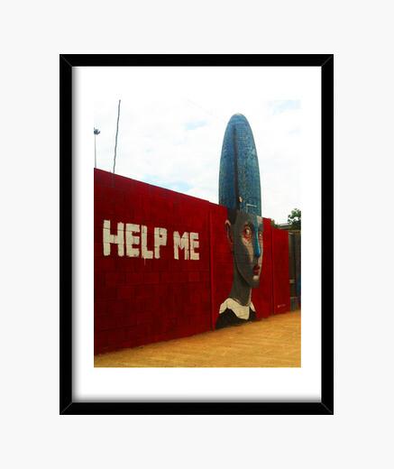 Help Me Grafiti - Cuadro