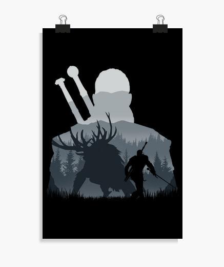 Póster Hunter