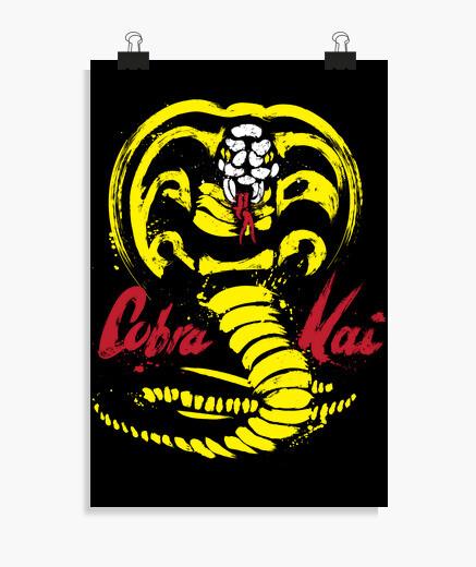 Póster I am Cobra Kai